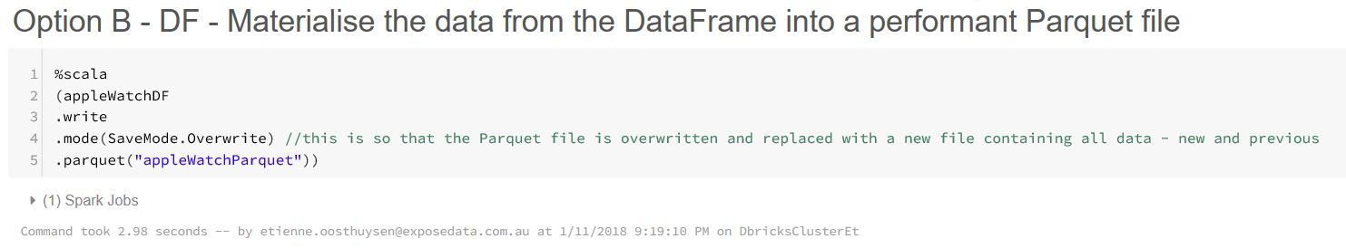 Databricks: beyond the guff, business benefits and why